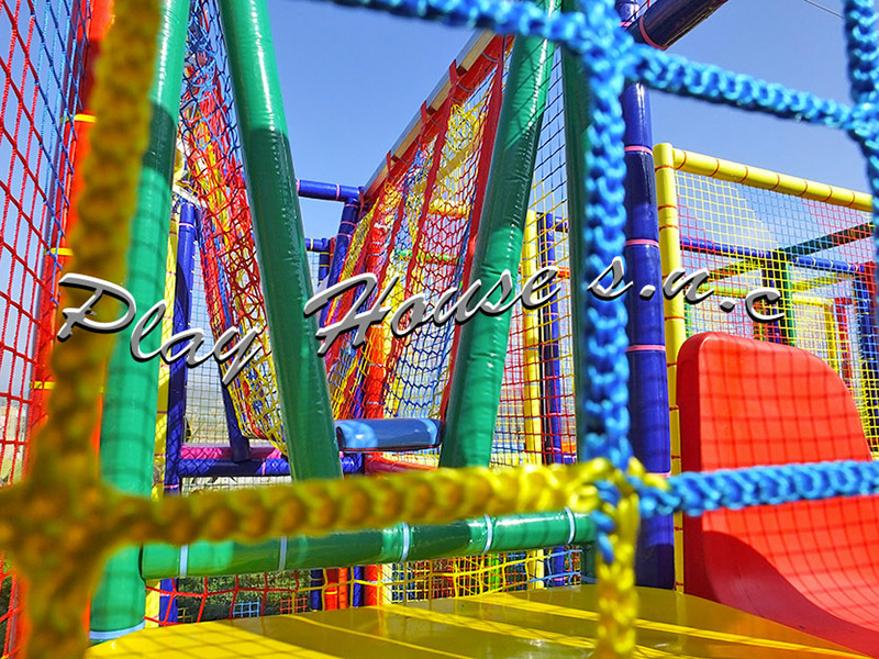 Giochi playground per bambini Digital Cartoon
